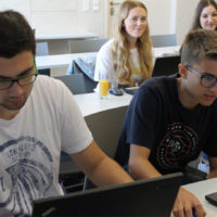 TEC (Tomorrow's Experts in Computing) – Workshop an der JKU